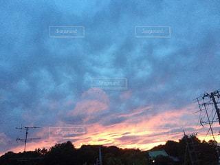空の写真・画像素材[587455]