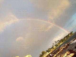 虹の写真・画像素材[538474]