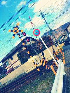 線路の写真・画像素材[538514]