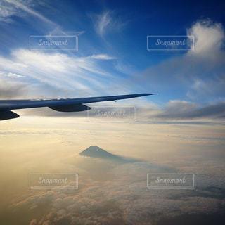 富士山の写真・画像素材[538977]
