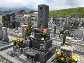 御墓参り - No.670128