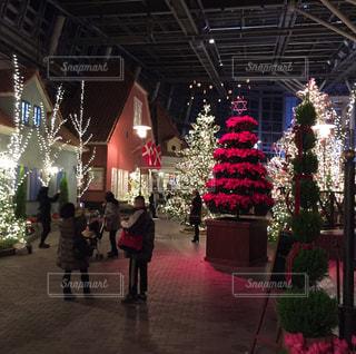 デンパークのクリスマスイルミネーション - No.756657