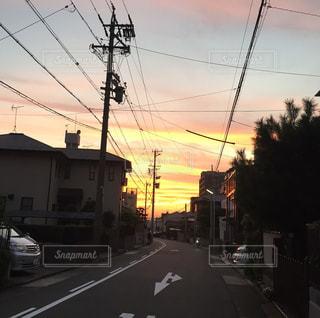 夕方散歩 - No.763793