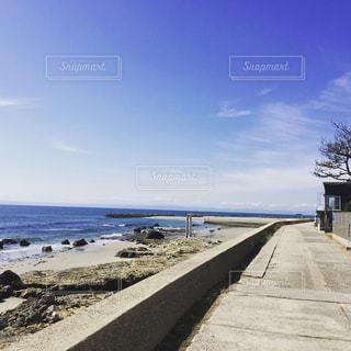 知多半島の海の写真・画像素材[803161]