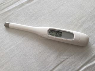 体温計の写真・画像素材[855762]