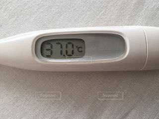 体温計の写真・画像素材[855764]