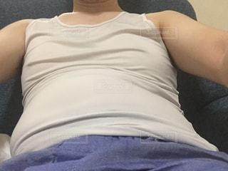 肥満の写真・画像素材[1257832]