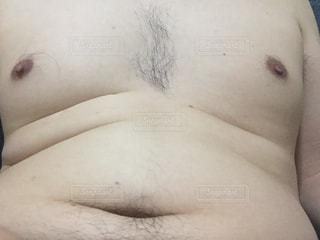 お腹の写真の写真・画像素材[1273036]