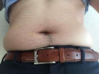 お腹の写真・画像素材[1535602]