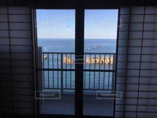 民宿からの眺めです。の写真・画像素材[2700029]