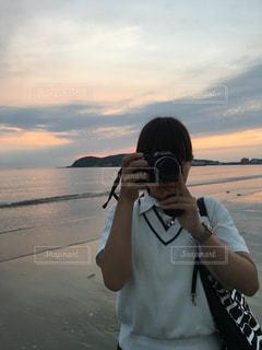 女性の写真・画像素材[547832]