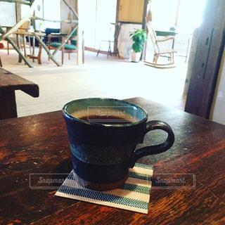 カフェの写真・画像素材[542117]