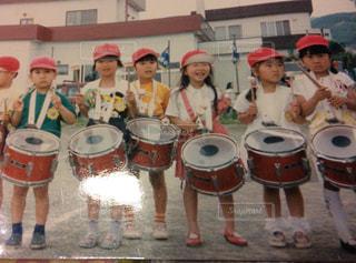幼稚園の仲良しの写真・画像素材[565186]