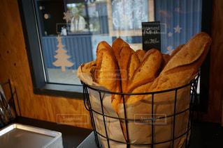 パンの写真・画像素材[552480]
