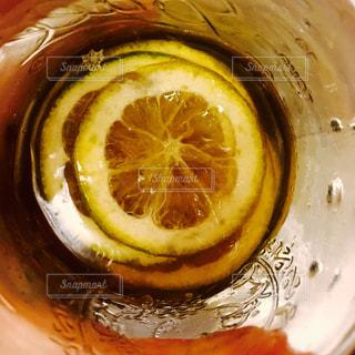 檸檬蜂蜜の写真・画像素材[1232511]