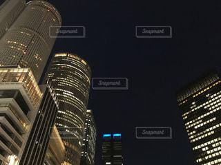 名古屋の夜の写真・画像素材[1243947]
