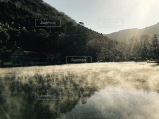 湖の写真・画像素材[545732]
