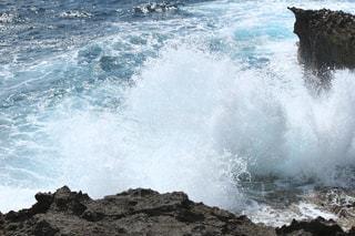 波しぶきの写真・画像素材[2398741]