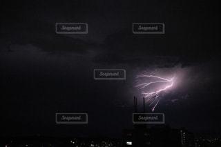 夜空の花火の写真・画像素材[983746]