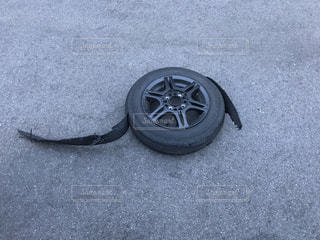 タイヤの写真・画像素材[576985]