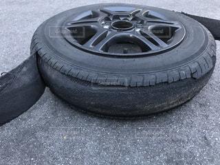 タイヤの写真・画像素材[576986]