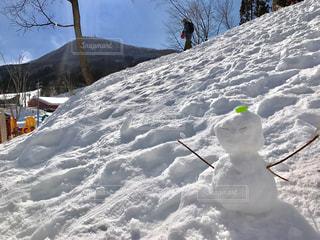 雪の写真・画像素材[684594]