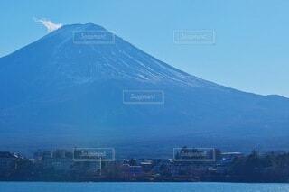 富士山の写真・画像素材[4085751]