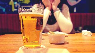 タップルームのクラフトビールの写真・画像素材[923025]