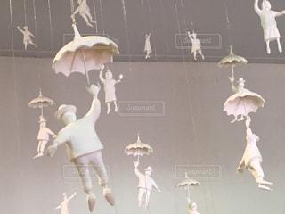 雨の写真・画像素材[583382]