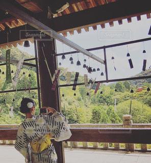 京都 夏の思い出の写真・画像素材[721279]