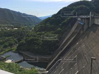 ダムの写真・画像素材[561304]