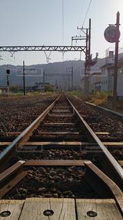 線路の写真・画像素材[548970]