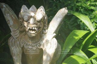 アジアの神さま?の写真・画像素材[1089607]
