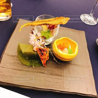 北海道の夜ご飯の写真・画像素材[1529396]