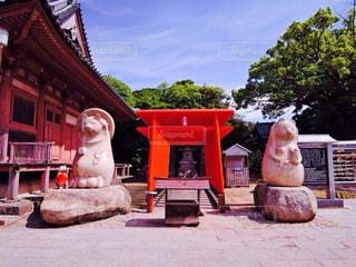 神社の写真・画像素材[548822]