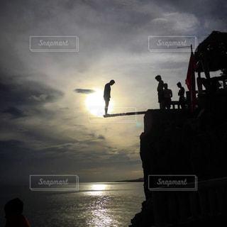 sunsetの写真・画像素材[547370]