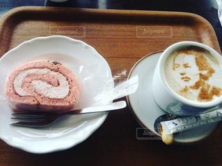 カフェの写真・画像素材[571848]