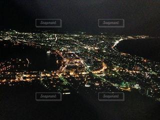 函館の夜景の写真・画像素材[1359330]