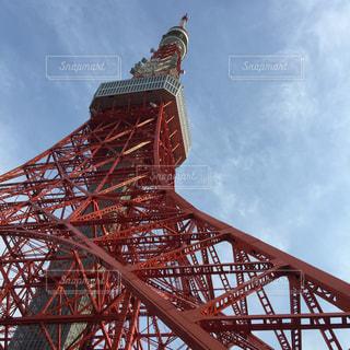 東京タワーの写真・画像素材[547502]