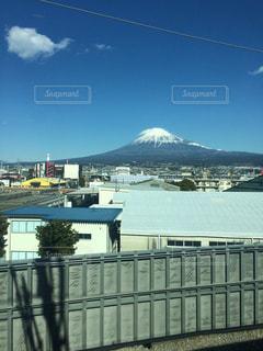 富士山の写真・画像素材[551379]