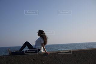 女性の写真・画像素材[552139]