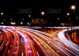 夜景の写真・画像素材[550605]