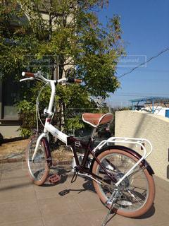 自転車の写真・画像素材[606448]