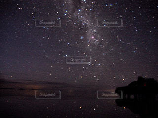星空の写真・画像素材[562441]