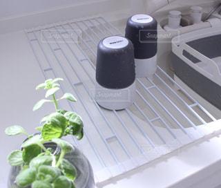シンプルキッチンの写真・画像素材[920379]