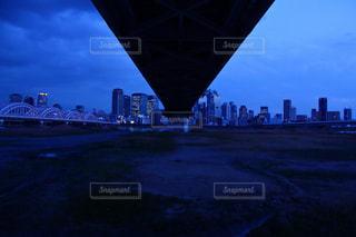 橋の写真・画像素材[552602]