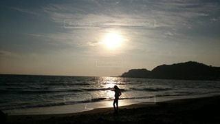 夕日の写真・画像素材[1638668]