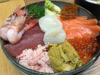 海鮮丼の写真・画像素材[1638672]