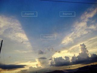 空の写真・画像素材[554277]