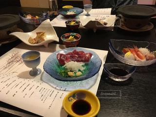 テーブルの上に並ぶ和食の写真・画像素材[1710408]
